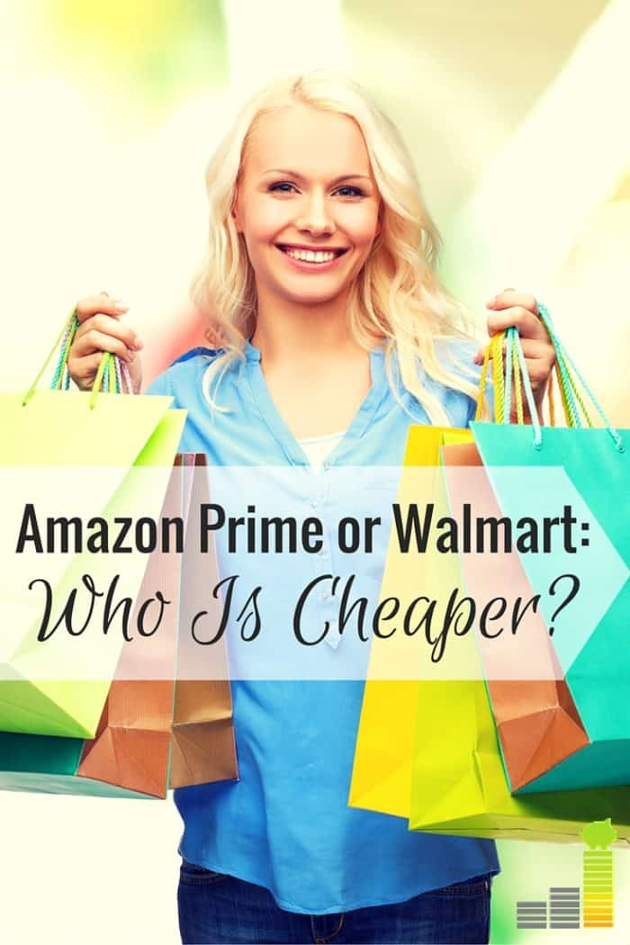 I compared Amazon Prime vs Walmart to see which offers the better deal. Read to see the winner between Walmart and Amazon comparing different items.