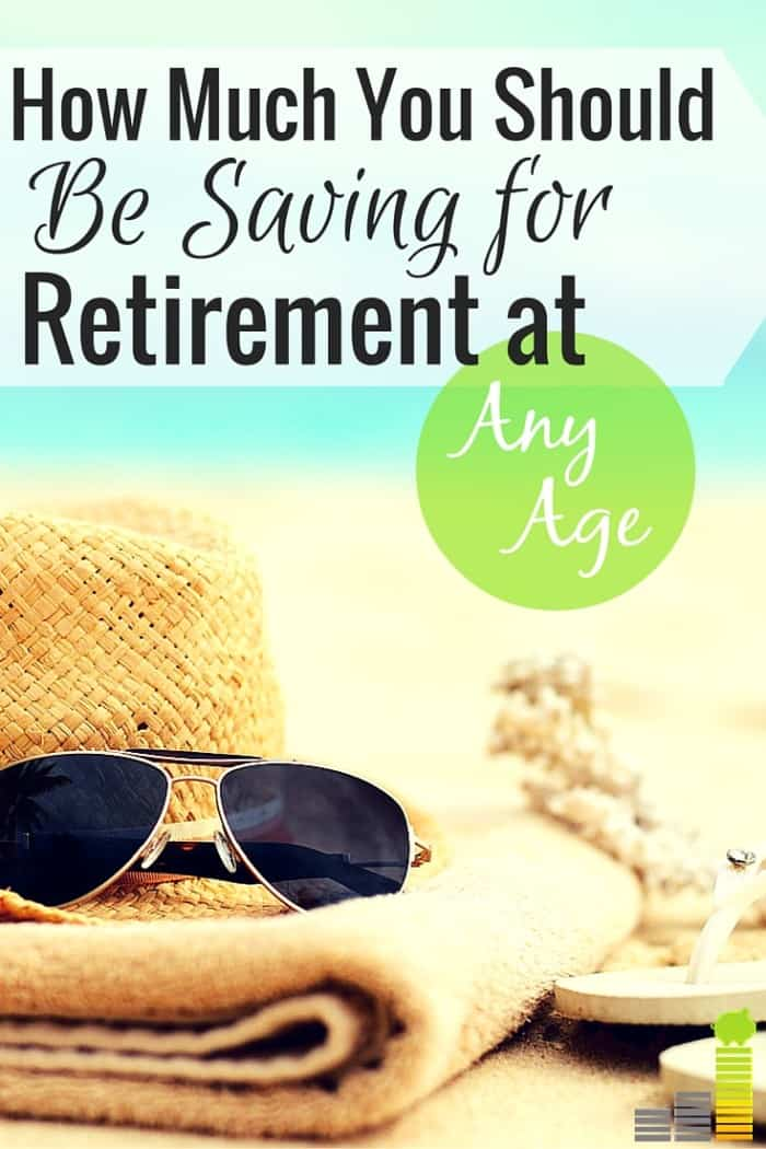 Saving for retirement can be a challenge at any age. Here are tips, broken down by decade, of how much you should be investing for retirement.