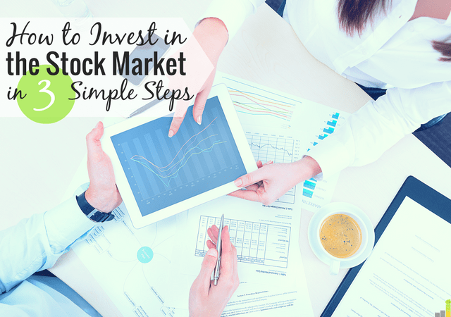 Investing in the stock market can be overwhelming for many. It doesn't have to be. I share simple tips to get in the stock market and grow your wealth now.