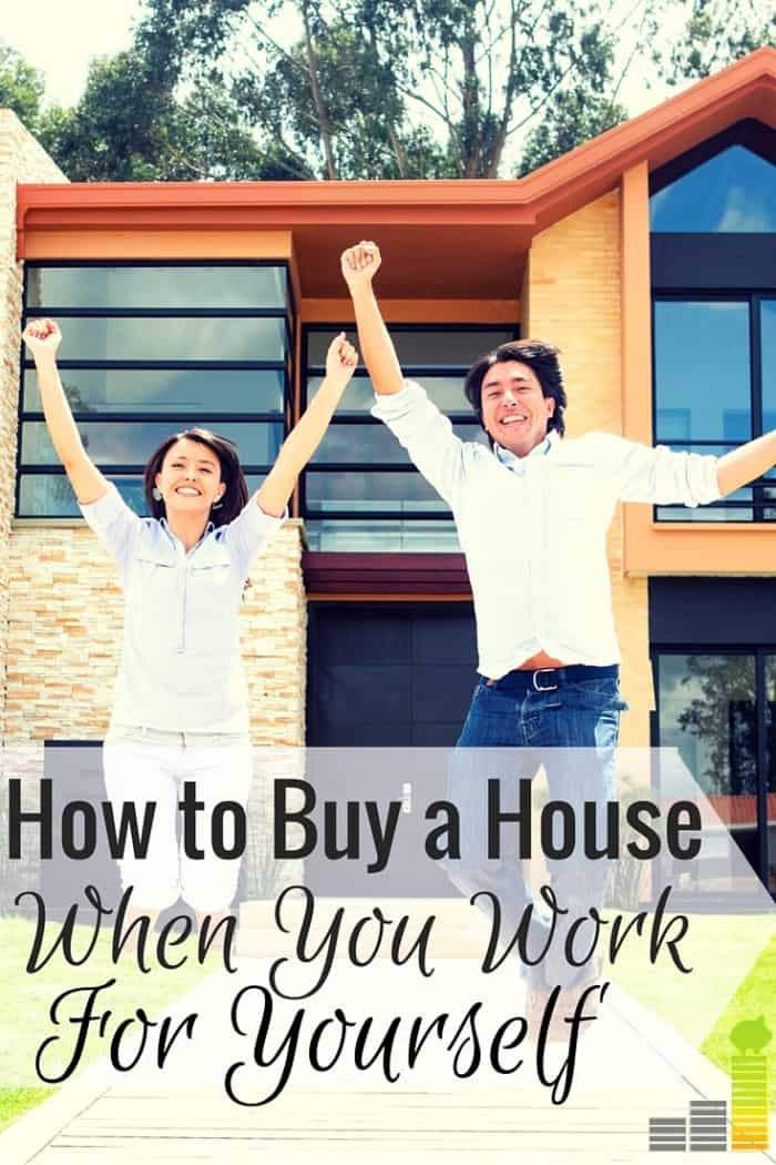 Want to buy a house, but think you can't because you're self employed? Think again! Here's how to qualify for a mortgage as a self-employed person.