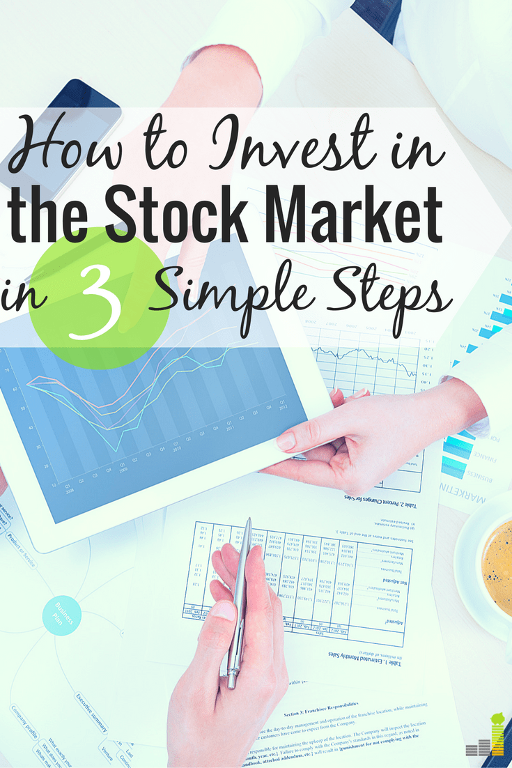 first steps to investing in the stock market frugal rules investing in the stock market can be overwhelming for many it doesn t have
