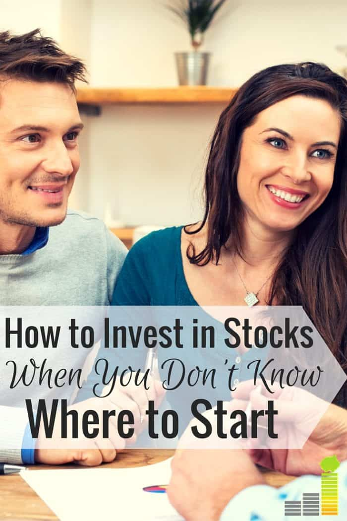Learning how to invest in stocks is not difficult, you just need to know where to start. I share some simple tips to get started at growing your wealth.