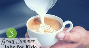Summer jobs held kids learn the value of hard work as well as how to make money. Here are 3 summer jobs your child can do to accomplish both.