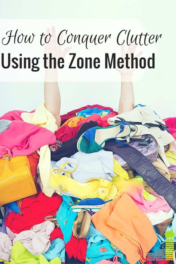 Want to minimize your belongings but don't know where to start? Here are 3 ways to minimize your house by zones and kill your clutter.