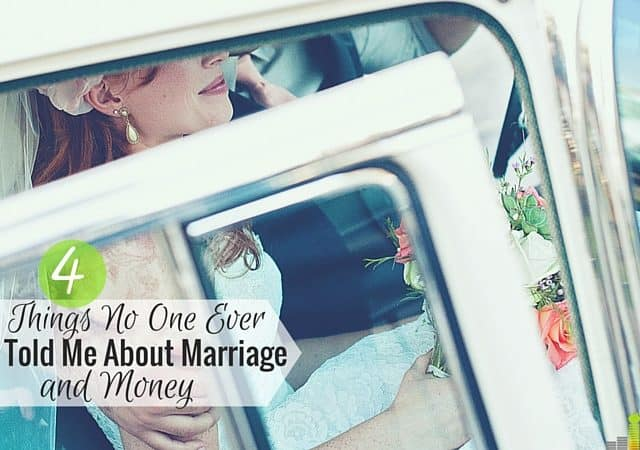 Marriage and money can be tricky, but not if you're open. Here are 4 things to keep in mind about money when you get married.