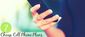 Cheap cell phone plans are a great way to save money. I share the cheapest no-contract plans to look at if you want to ditch your high-priced carrier.