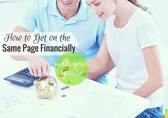 Getting financially naked with your spouse isn't always easy. Here are 7 things to do as you discuss money with your new partner.