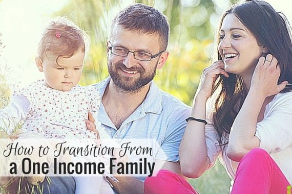 Changing from a one income family to two? That can be a challenge. Here are some tips on how to manage your extra money and put it to use.