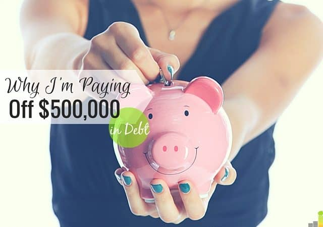 I don't mind paying off my husband's six figure debt because our finances are combined. Here's what we're doing to pay off our total debt.