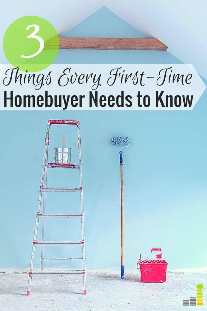 Are you a first-time homebuyer and don't know where to start? Here are three tips I learned after we bought our first house that saved us money.