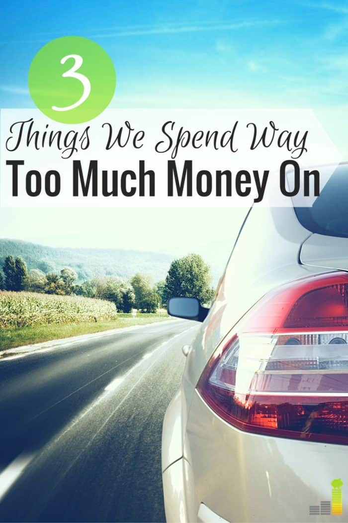 We spend way too much money on certain things in America, leading to huge debt. Here are some ways to save money and relieve that burden of debt.