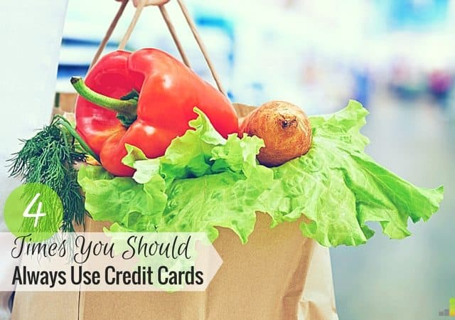 Credit cards offer great rewards, but they also offer so much more. Here are 4 purchases I always use a credit card for and the benefits I get on each.