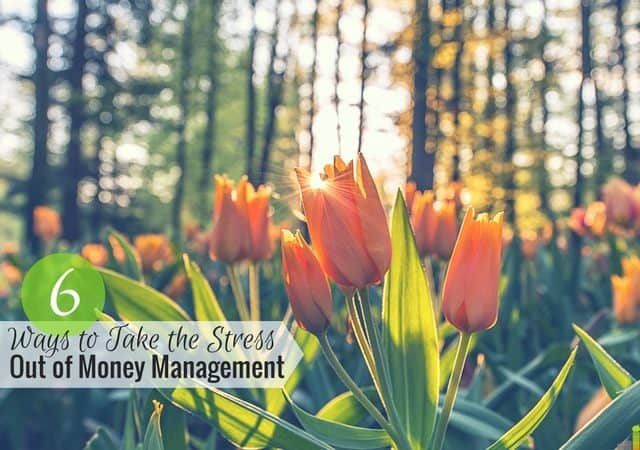 Want to stress less about money, but don't know how to start? Here are 6 ways to simplify your finances and enjoy life more.