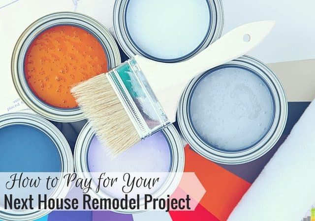 Have a house remodel project but don't know how to pay for it? Here are 3 ways to save for it so you don't go into debt to remodel your home.