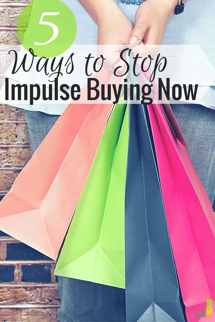 Do You Really Need That? How to Stop Making Impulse Purchases