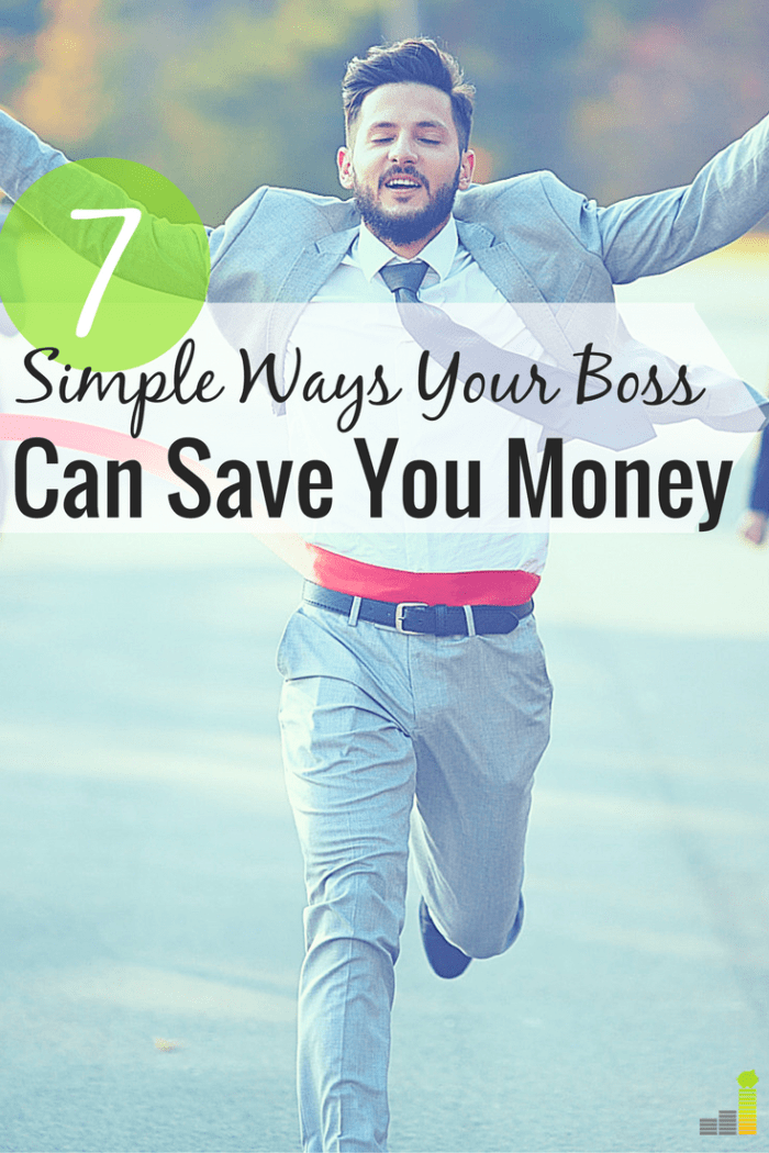 Did you know your job can save you money? Here are 7 great freebies your boss may provide that saves you money and keep more money in your pocket.