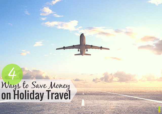I don't travel at all during the holidays to avoid stress, but if you do, here are some tips to save money on your holiday travels.