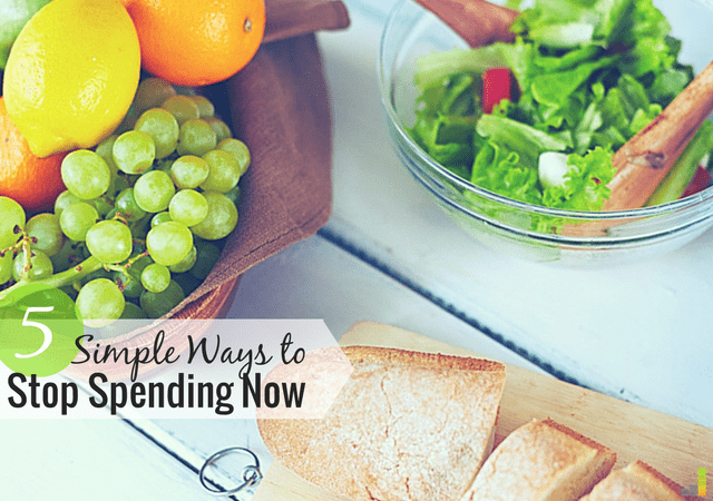 Need to do a spending freeze, but don't know how to start? Here are 5 ways I've cut spending temporarily to save money that doesn't hurt too much.