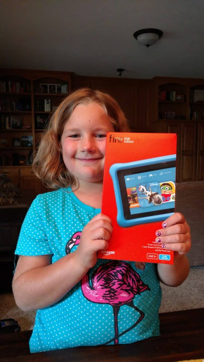 Amazon Kids Fire Tablet Review