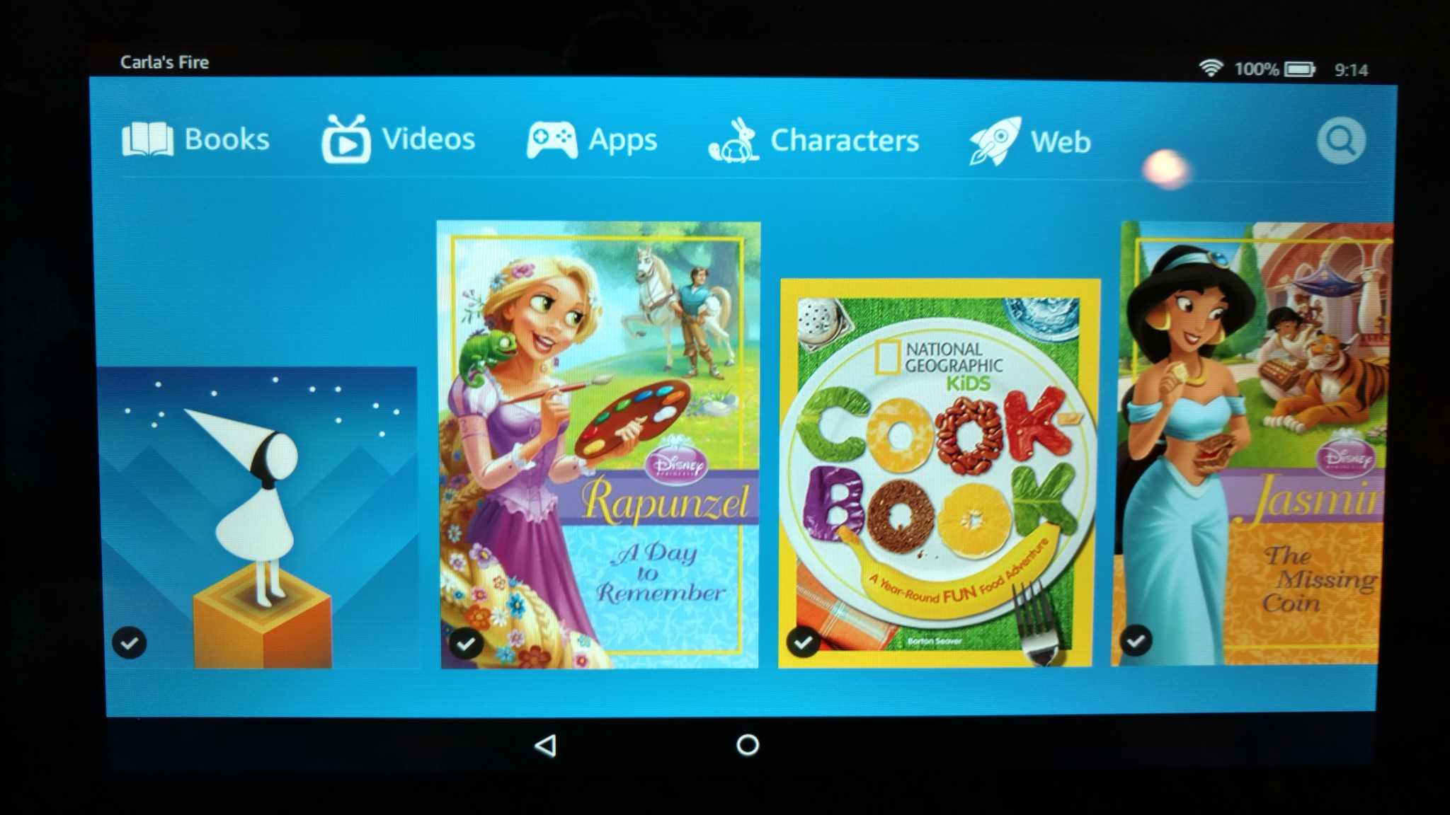 Amazon Kids Fire Tablet Review: A Parent's Take - Frugal Rules