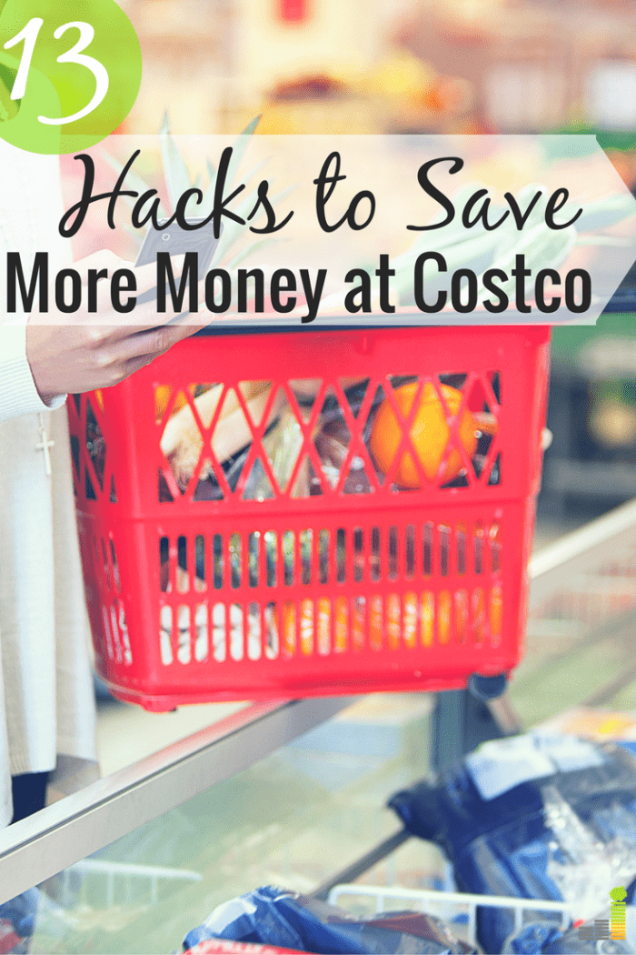 Want to save money at Costco, but scared off by the bulk deals? Here are 13 of the best Costco money saving hacks to save more money on your next trip.