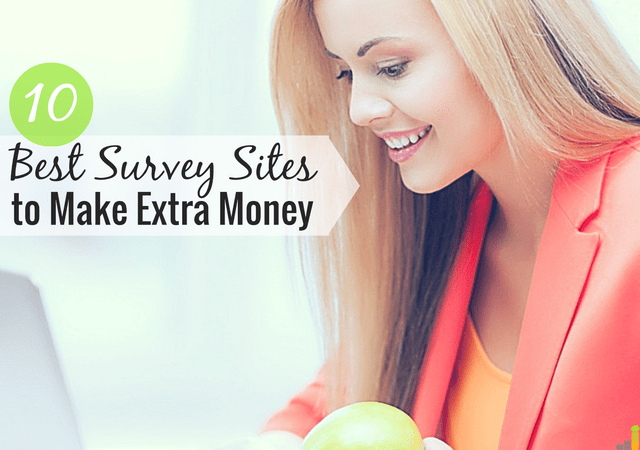 The best survey sites let you earn extra money in your free time. Here are the top 10 survey sites to sign-up for if you want to make extra money.