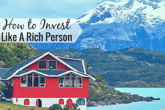 How do the rich invest is a common question I hear. Here are 3 ways the wealthy invest and how you can invest the same way and grow your money.