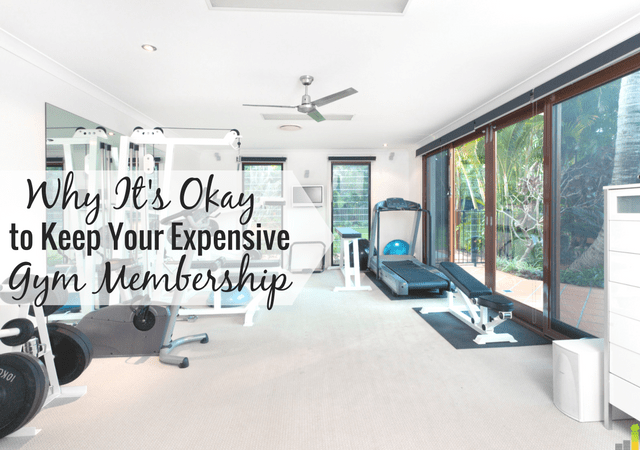 Think an expensive gym membership isn't worth the cost? Here's why you may want to do the math before writing off that monthly gym membership.
