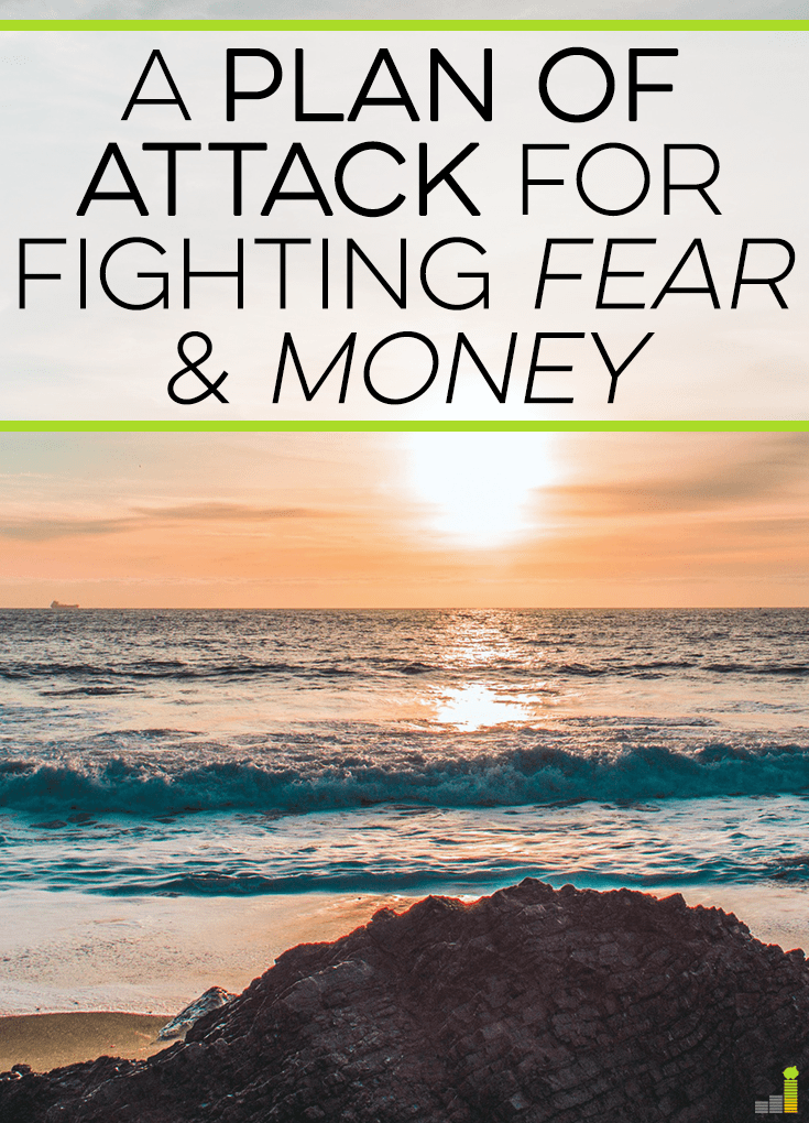 Fear and money are easily mixed. However, that often leads us to a self-fulfilling prophecy. I share how to turn fear on its head and live free of fear.