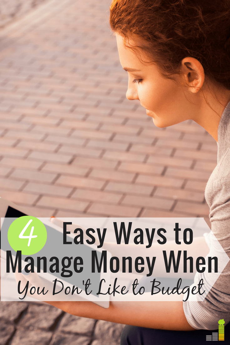 One Stop Solutions In Budget: 4 Easy Money Management Solutions For Anti-Budgeters