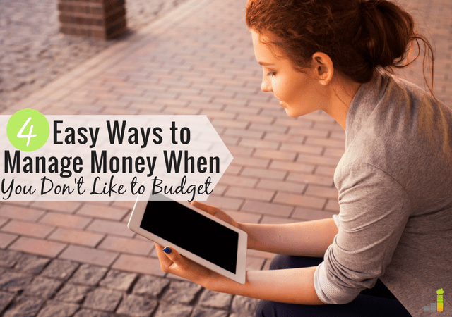 Money management solutions are hard to find if you don't like to budget. Here are 4 personal finance tools that can help you manage your money more easily.