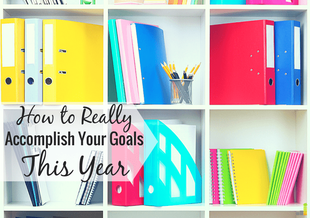 New Year, New Me is a common phrase said at the beginning of the year. Here are 4 reasons why it doesn't work and how to reach your goals instead.