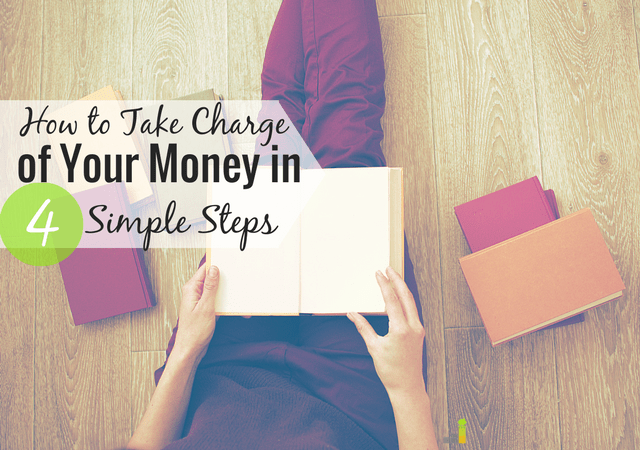 Regaining control of money is hard, but it can be done. Here are 4 things I've done to regain control of my finances and become financially stable.