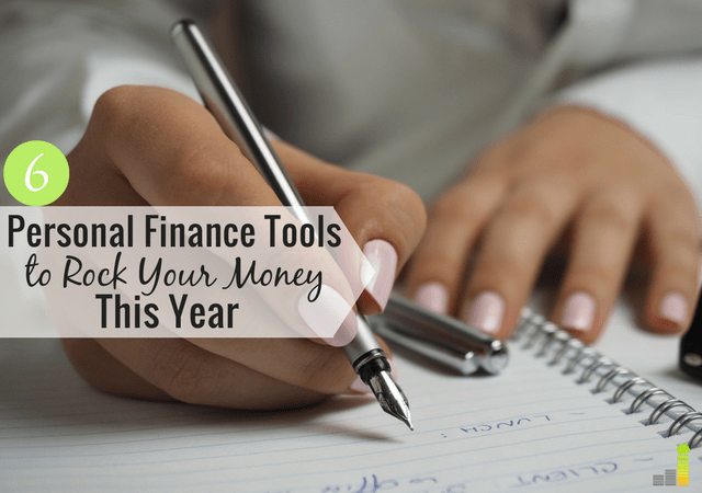 If you want to get your finances back on track in 2017, here are 6 great tools you can use to help you save and grow your money this year.