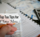 Doing your taxes for the first time can be overwhelming, but it doesn't have to be. Here re 5 tax tips to help you to your taxes with confidence.