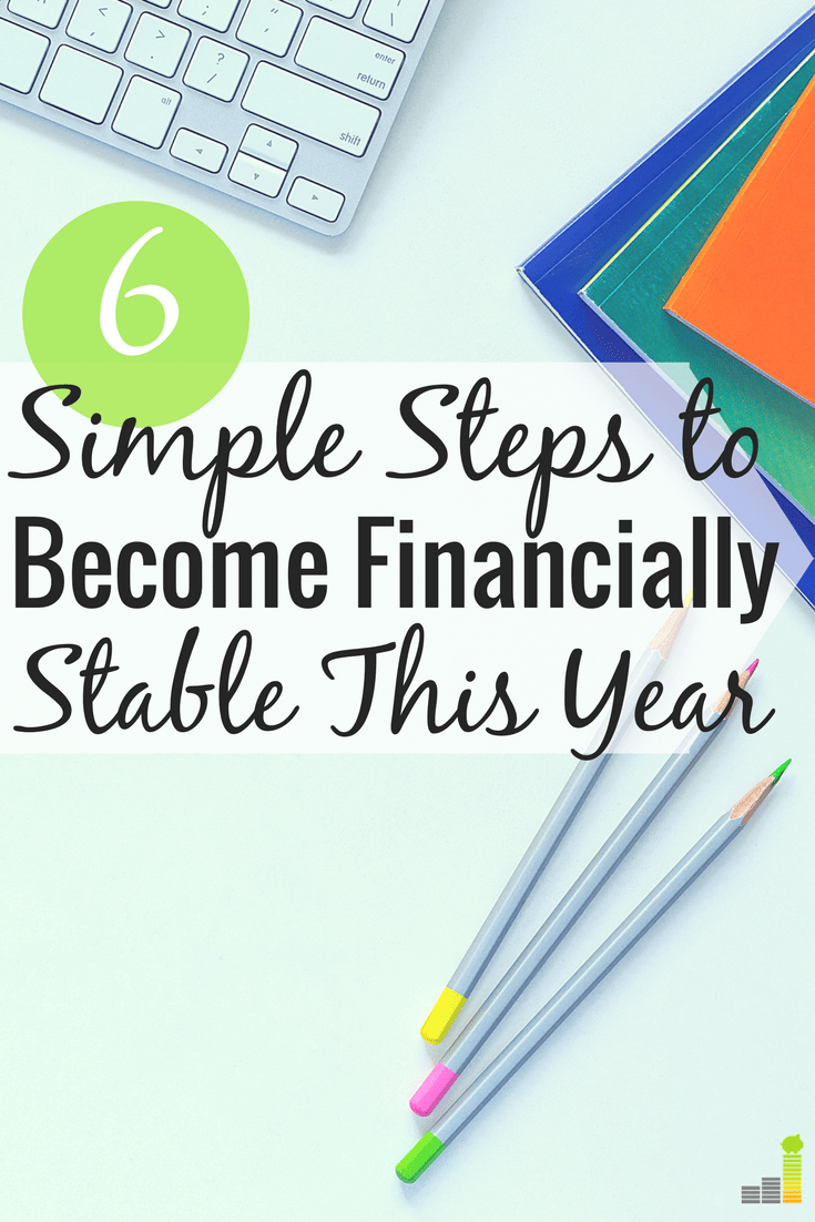 6 Ways to Get in Better Financial Shape This Year