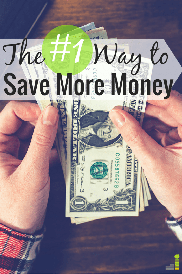 Want to save more money this year but don't know how to? Here's the guaranteed way to save more this year and change your life forever.