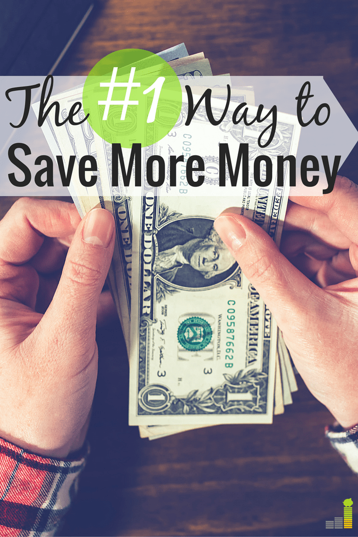 The Guaranteed Way to Save More Money This Year