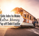 Earning extra money is a great way to pay off debt. Here are 24 ways you can make extra money and pay off your debt faster to become financially free.