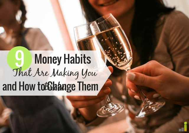 Bad money habits hurt you in many ways. Here are 9 bad money habits that are making you broke and how to change them for the better.