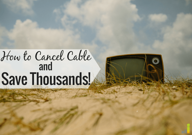 We cut cable over a year ago and aren't looking back, plus we've saved $1,200. Here's what you can do to get the shows you want to watch.