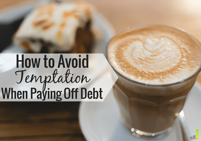 It's hard to avoid temptation when paying off debt, but it's needed to kill your debt. Here are 4 ways I've been able to avoid triggers and save money.