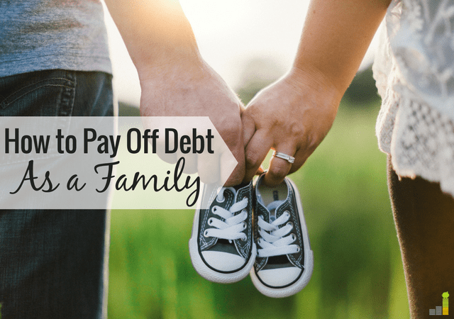 Paying off debt can be a challenge, but it doesn't have to be. If your family is in debt, here are some of the benefits of working together to kill debt.