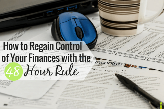 Waiting 48 hours before making a large purchase is a great way to make sure you really need the item. Here's how to use the 48-hour rule to avoid debt.