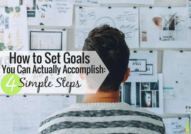 Goals can be difficult to accomplish in the new year, but they don't have to be. I share the guaranteed way to hit your goals this year and have success.