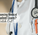 Refinancing medical student loans should be easy, but it's not. Here's fair warning, from personal experience, about how difficult it is.