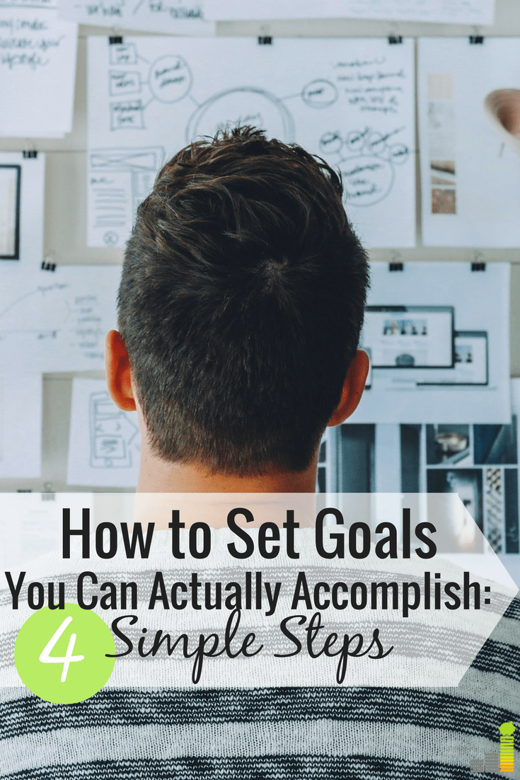 The 1 Guaranteed Way To Hit Your Goals This Year Frugal