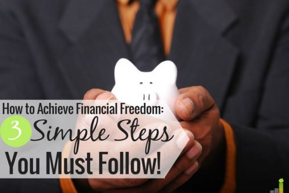 Many things can hold you back financially, but you can overcome it. Here's how to get back on track financially and live a life of freedom.