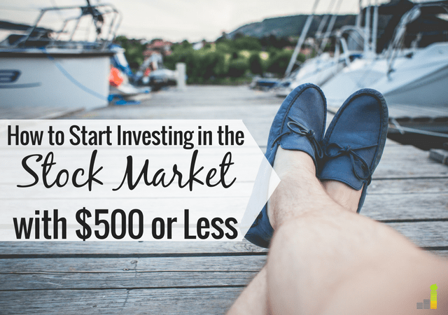 How to Start Investing With $500 or Less