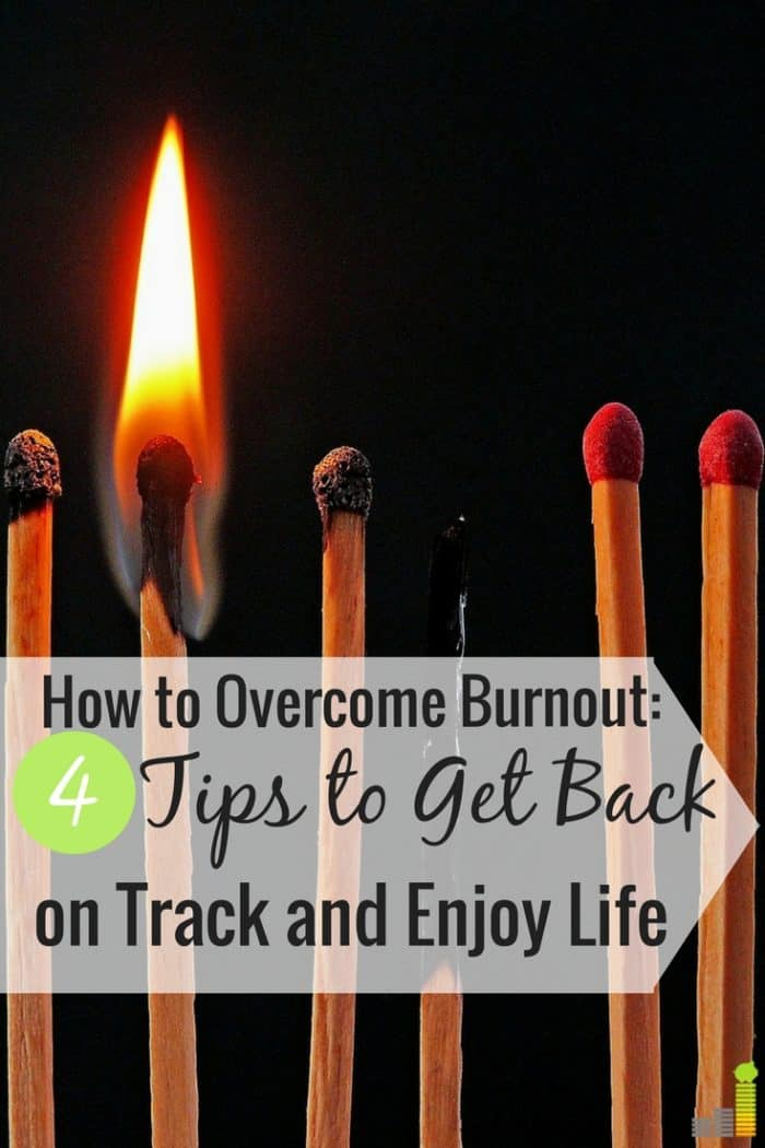 It's difficult to overcome burnout with work and money, but it is possible. Here are 4 ways I overcome burnout and enjoy life.